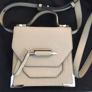 Mackage Rubie cow leather crossbody bag NWT